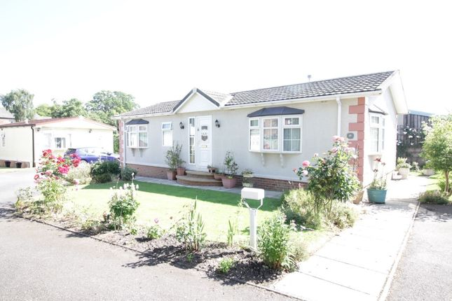 Thumbnail Bungalow for sale in Parkhome Estate, Hall Road, Swillington, Leeds