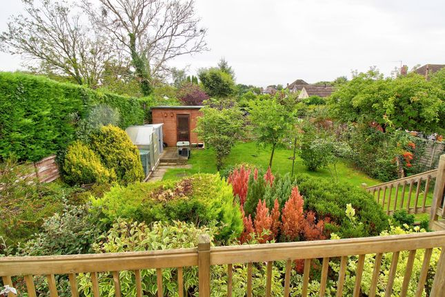 Thumbnail Detached house for sale in Springdale Avenue, Broadstone