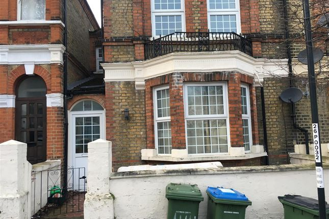 Thumbnail Terraced house to rent in Ancona Road, London