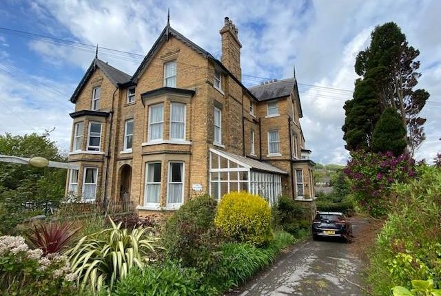 Thumbnail Semi-detached house for sale in Trinity Road, Scarborough