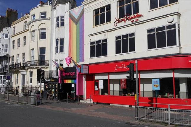 Thumbnail Retail premises for sale in Old Steine, Brighton