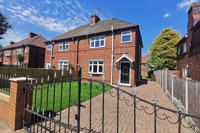 3 bed semi-detached house to rent in Willow Park, Pontefract WF8