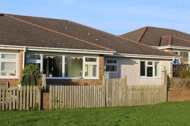 Thumbnail Bungalow for sale in Windmill Courtyard, St. Minver, Wadebridge