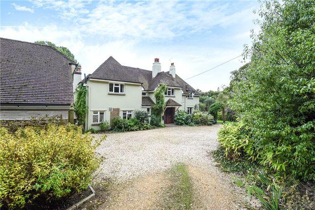Thumbnail Detached house for sale in Hethfelton Farmhouse, Hethfelton, Wareham, Dorset