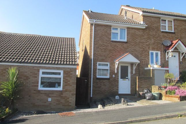 Thumbnail End terrace house for sale in Griffon Close, Bursledon, Southampton