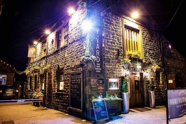 Thumbnail Pub/bar for sale in Brook Street, Ilkley