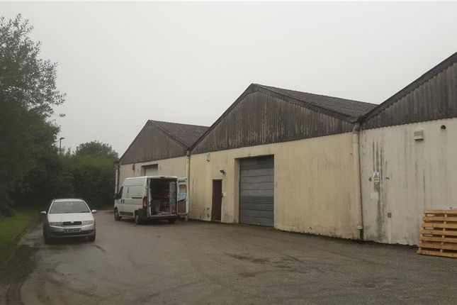Thumbnail Industrial to let in 34A - 34c Normandy Way, Bodmin