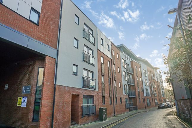 Front View of Egerton Street, Chester CH1