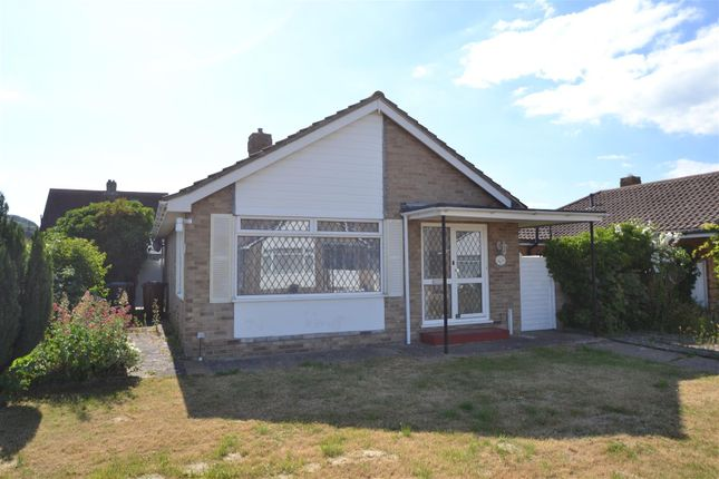 Thumbnail Detached bungalow to rent in Went Hill Gardens, Willingdon, Eastbourne