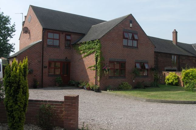 Thumbnail Detached house to rent in Meadow Court, Ambaston, Derby