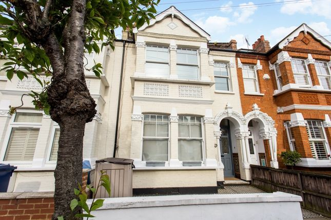 Thumbnail Terraced house to rent in St. Albans Avenue, London