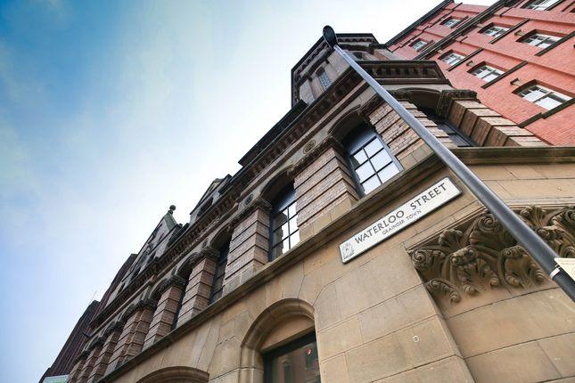 Thumbnail Flat to rent in Charlton Bonds, Waterloo Street, Newcastle Upon Tyne