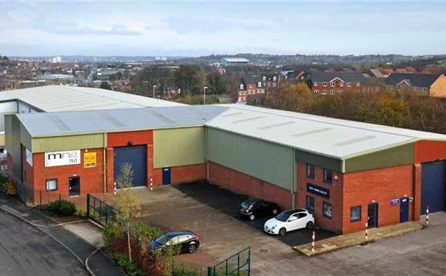 Thumbnail Light industrial to let in Unit 4 Whitehall Court, Whitehall Road, Leeds, West Yorkshire
