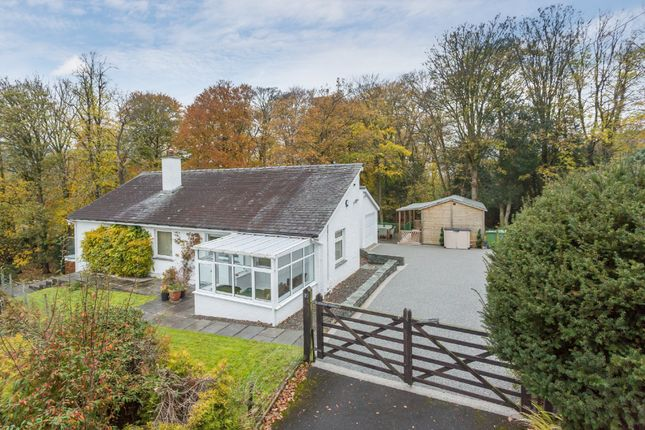 Thumbnail Detached bungalow to rent in Beckside, Rayrigg Rise, Bowness On Windermere, Windermere, Cumbria