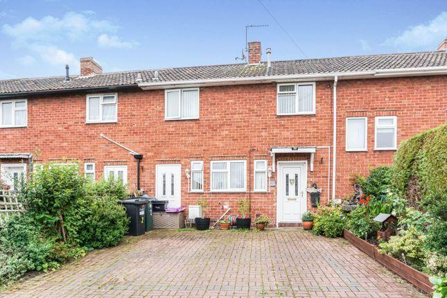 Thumbnail Terraced house for sale in Rhea Hall Estate, Bridgnorth