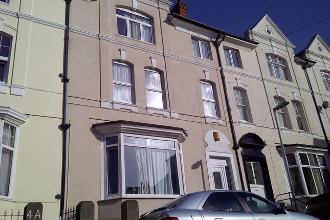 Thumbnail Town house to rent in Marlborough, North, Plymouth