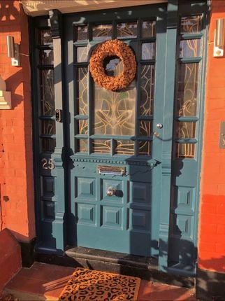 Front Door of York Road, New Barnet, Barnet EN5