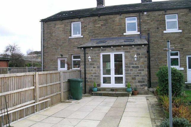 Thumbnail End terrace house to rent in 122, Wakefield Road, Scissett, Scissett Huddersfield