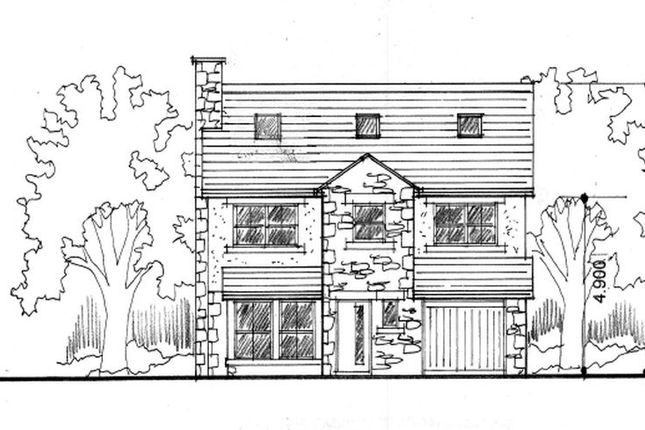 Thumbnail Detached house for sale in Plot Two, Booth Road, Bacup
