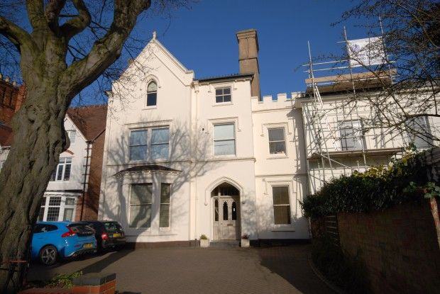 Thumbnail Flat to rent in Croxton House Sherbourne Place, Clarendon Street, Leamington Spa