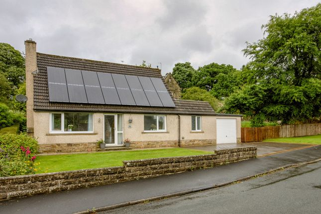 Thumbnail Detached bungalow for sale in Hill Top Close, Embsay