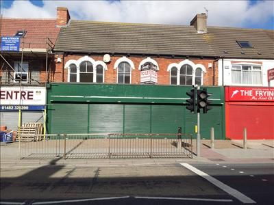 Thumbnail Retail premises for sale in Holderness Road, Hull