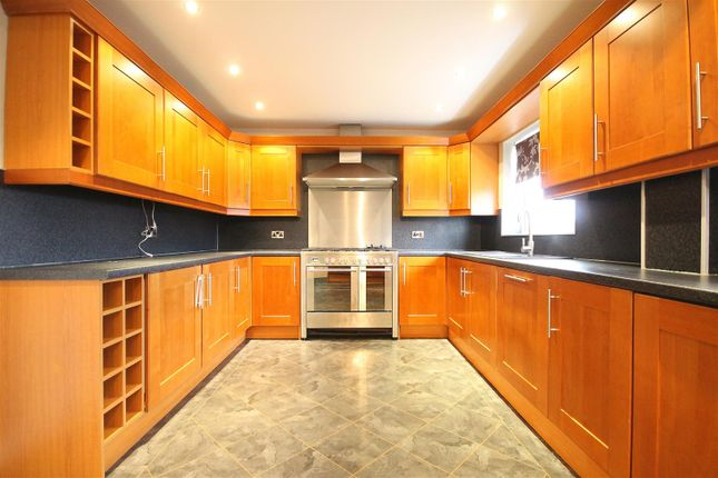 Thumbnail Detached house for sale in Hoylake Avenue, Walton, Chesterfield