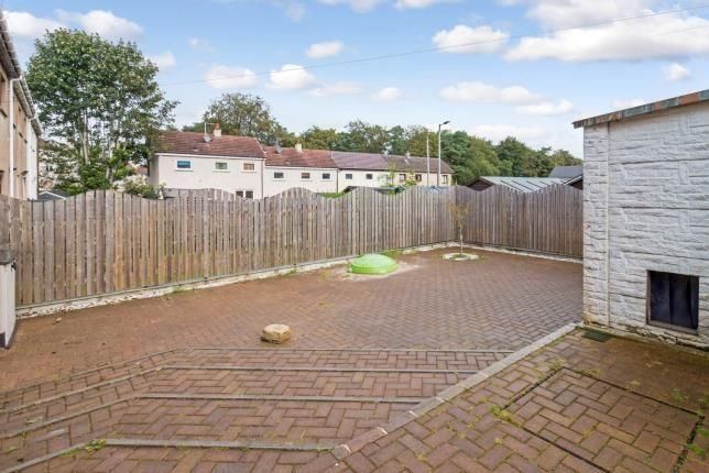 Garden of Waverley Way, Paisley, Renfrewshire, . PA2