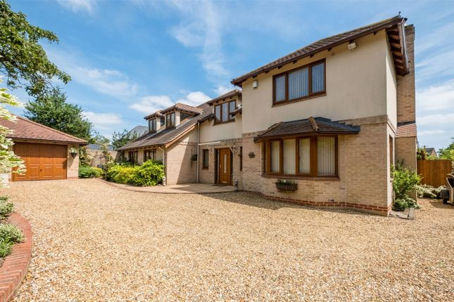Thumbnail Detached house for sale in Longstaff Way, Hartford, Huntingdon