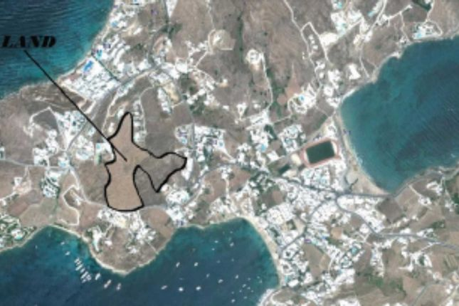 Thumbnail Land for sale in 46000 Sq.m. Plot At Ornos, Mykonos, Cyclade Islands, South Aegean, Greece