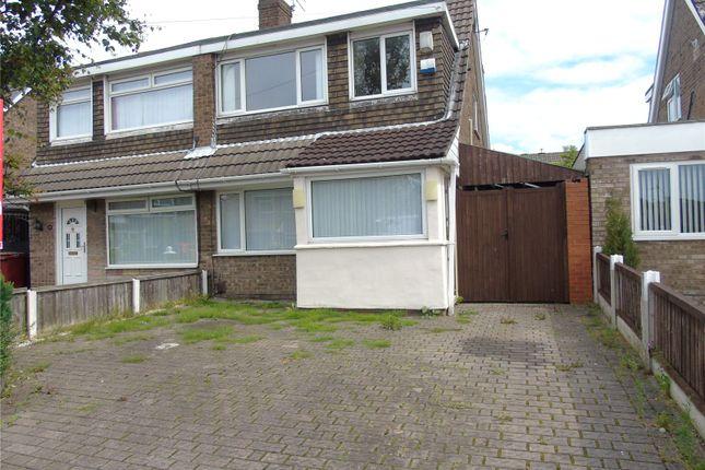 Thumbnail Property to rent in Elizabeth Road, Fazakerley
