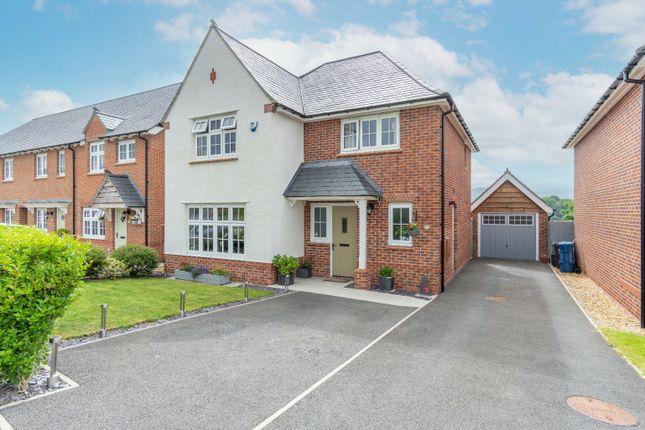 4 bed detached house for sale in Bron Gwynedd, Penrhosgarnedd, Bangor LL57