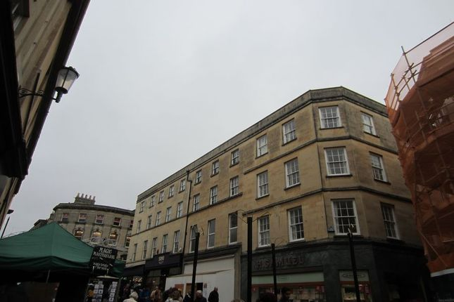 Thumbnail Flat to rent in Union Passage, Bath