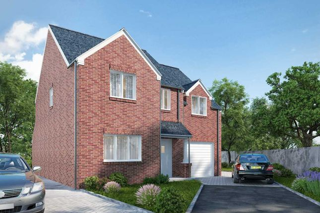Thumbnail Detached house for sale in Broadleaf Close, Sutton In Ashfield