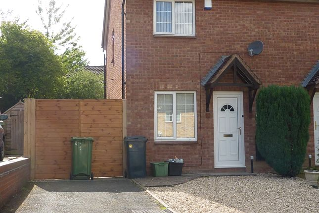 Thumbnail Semi-detached house for sale in Heaton Close, Shrewsbury