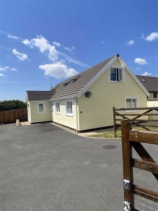 Thumbnail Detached bungalow for sale in Conway Drive, Steynton, Milford Haven