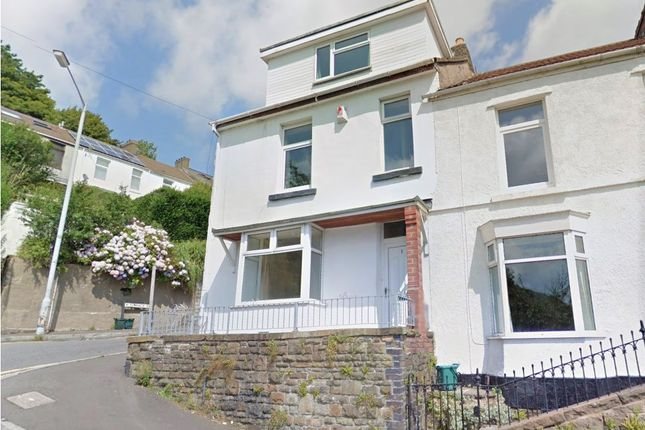 Thumbnail Property to rent in Rosehill, Mount Pleasant, Swansea