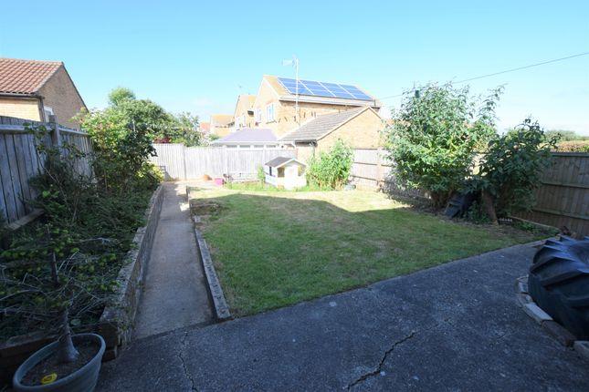 Rear Garden of Carroll Walk, Eastbourne BN23