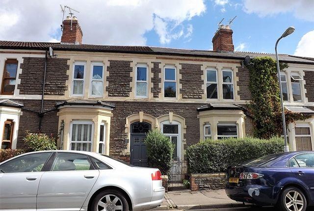 Thumbnail Terraced house to rent in Llanfair Road, Pontcanna, Cardiff