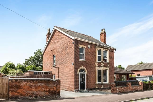 Thumbnail Detached house for sale in North Road, Kingsholm, Gloucester, Gloucestershire