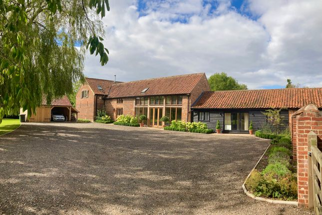 Thumbnail Barn conversion for sale in Dereham Road, Mattishall, Dereham