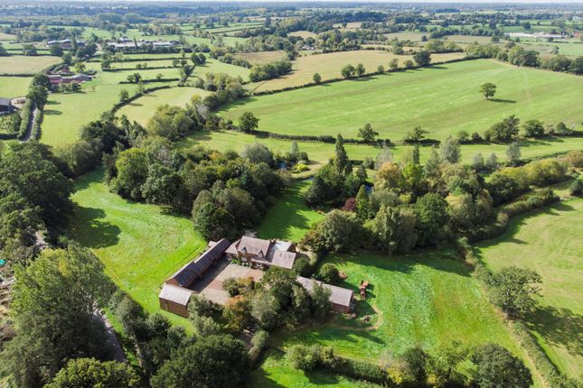 Thumbnail Detached house for sale in Bradnocks Marsh Lane, Hampton-In-Arden, Solihull, West Midlands