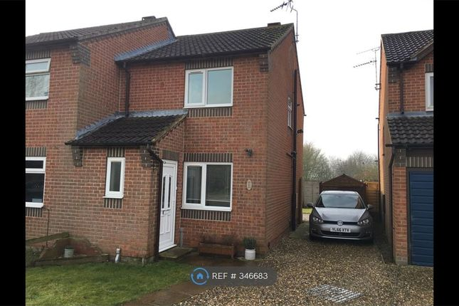 Thumbnail Semi-detached house to rent in Northfield Walk, Driffield