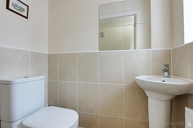 Downstairs WC of Askew Way, Chesterfield, Derbyshire S40