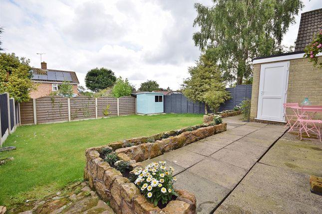 Rear Garden of Silverwood Avenue, Ravenshead, Nottingham NG15
