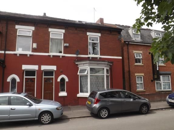 Thumbnail End terrace house for sale in Oxney Road, Manchester, Greater Manchester