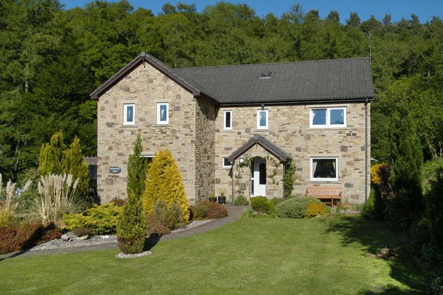 Thumbnail Detached house for sale in The Green, Oxnam, Jedburgh