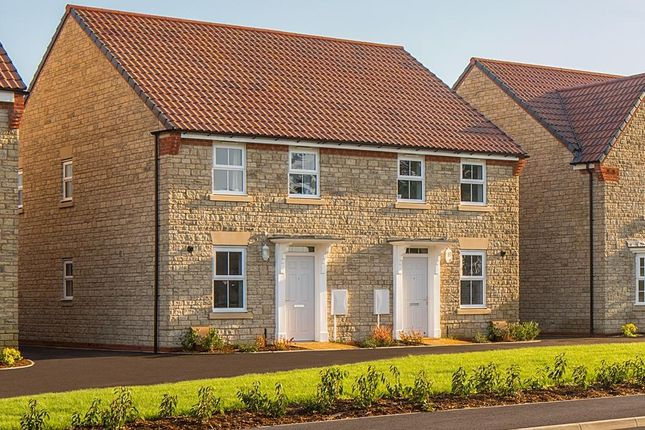 "Thumbnail Semi-detached house for sale in ""Wilford"" at Oxford Road, Calne"