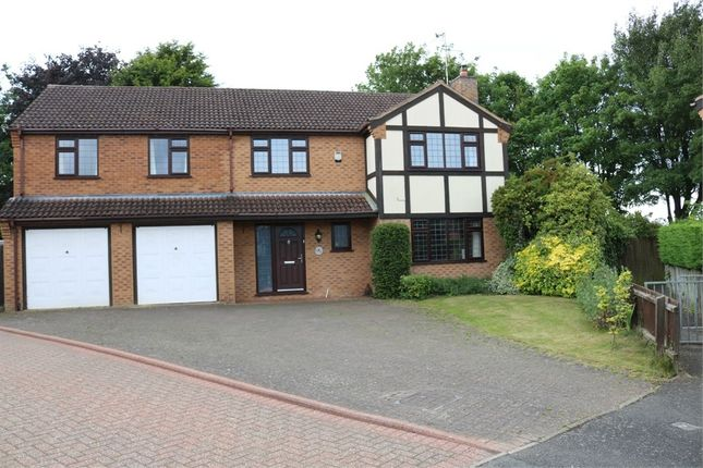 6 bed detached house for sale in 4 Park View, Thurlby, Bourne, Lincolnshire