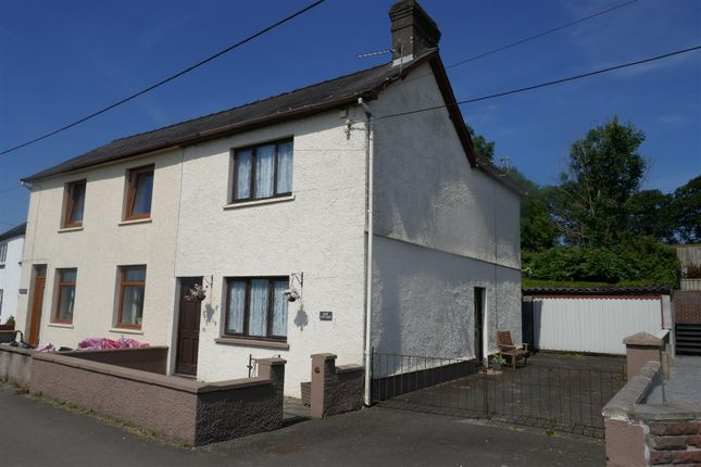 Thumbnail Semi-detached house for sale in Rhosmaen, Llandeilo